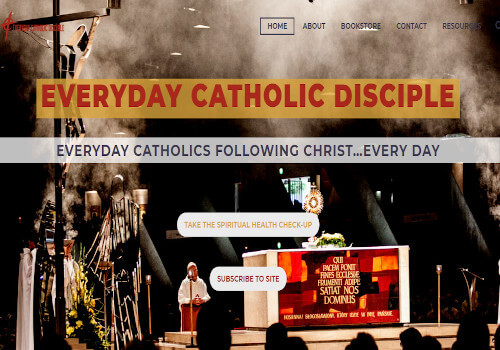 Catholic Press Ministry – Everyday Catholic Disciple